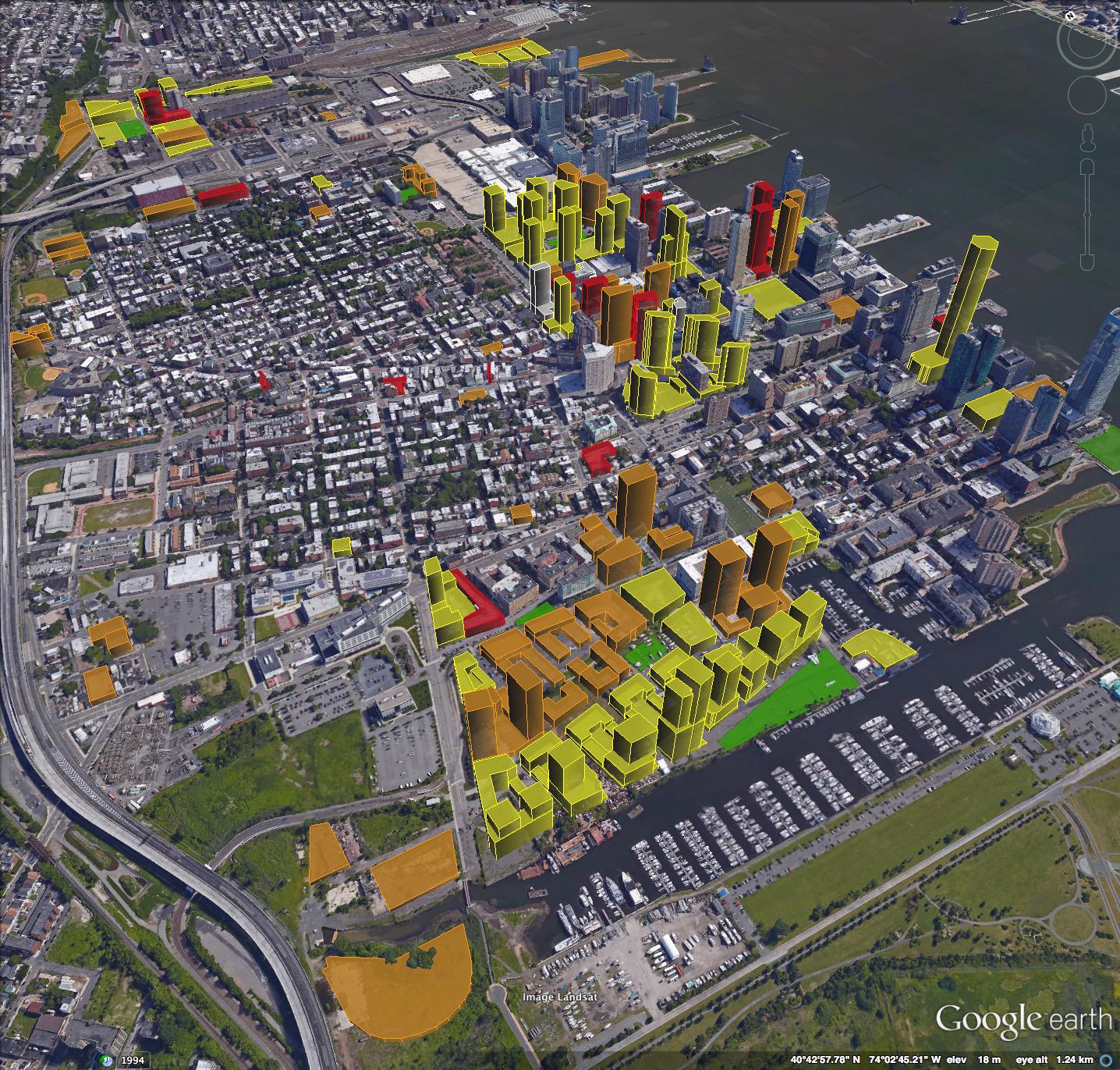 Jersey City Development Map Hamilton Park Neighborhood Association   Visualizing Jersey City's  Jersey City Development Map